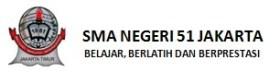 Official Website SMAN 51 Jakarta